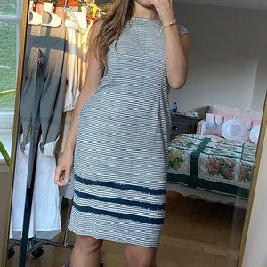 MaxMara Weekend Stretch Cotton Midi Dress